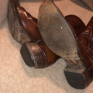 Vintage Lucchese Men's Boots